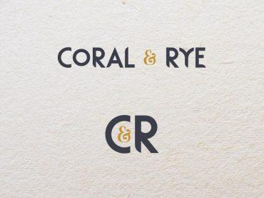 Coral & Rye Website