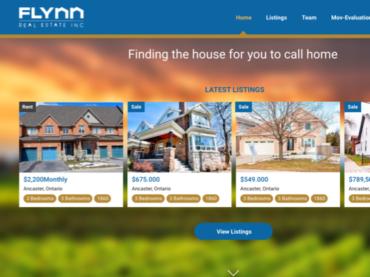 Flynn real estate Inc